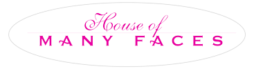 House of Many Faces Logo