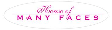 House of Many Faces Logo